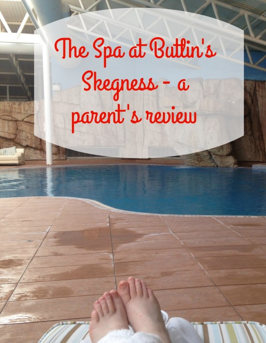 The Spa at Butlins Skegness #review
