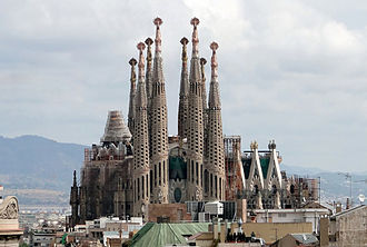 Sagrada Familia from wikipedia