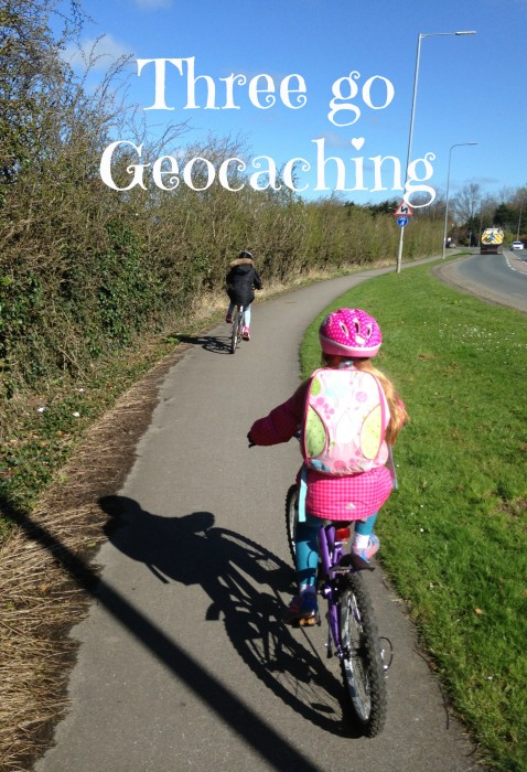 A geocaching adventure with Kids Days Out Reviews