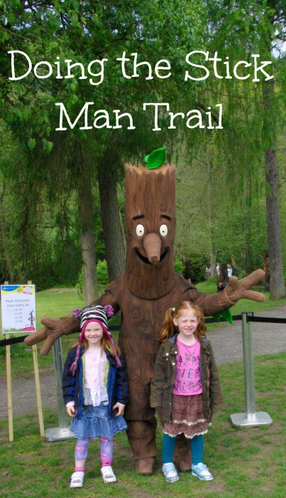 Doing the Stick Man trail