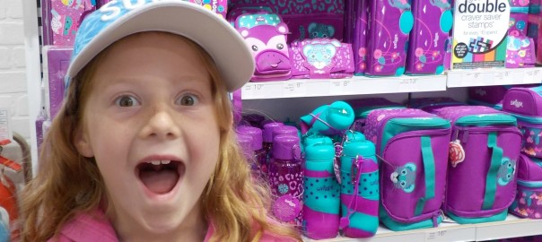 Excitement abounds at Smiggle