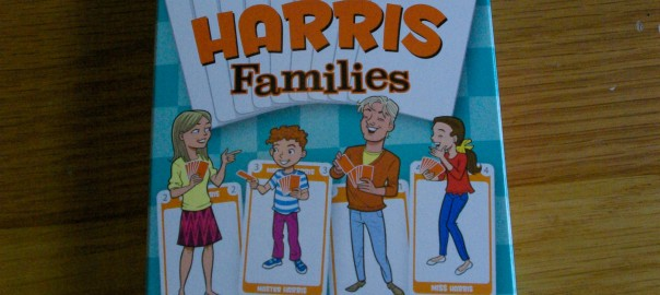 Happy Harris Families
