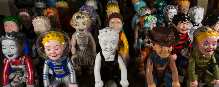 Oor wullies bucket trail