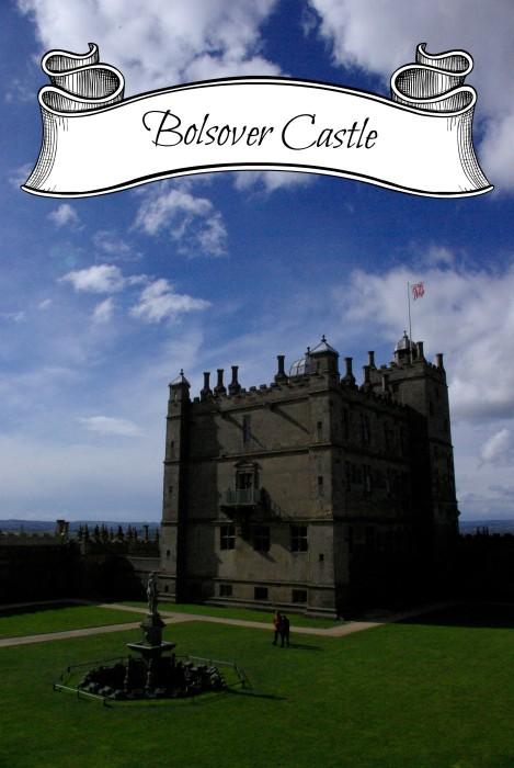 Bolsover Castle Derbyshire