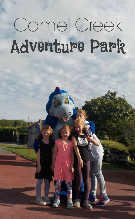 Camel Creek Adventure Park Cornwall