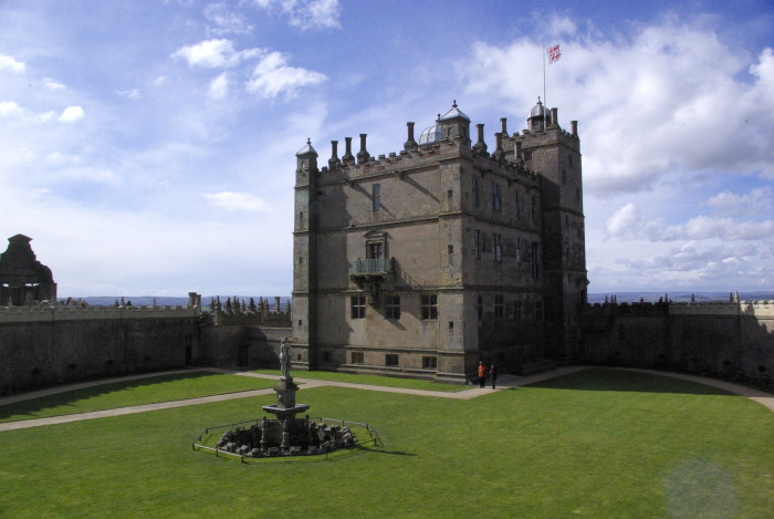 Bolsover Castle review