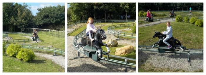 The Pony Express at Camel Creek Adventure Park