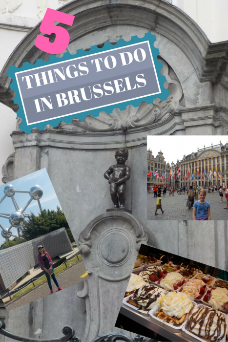 5 things to do in Brussels