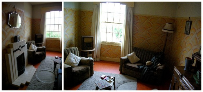 1930s domestic rooms at Black Country Living Museum
