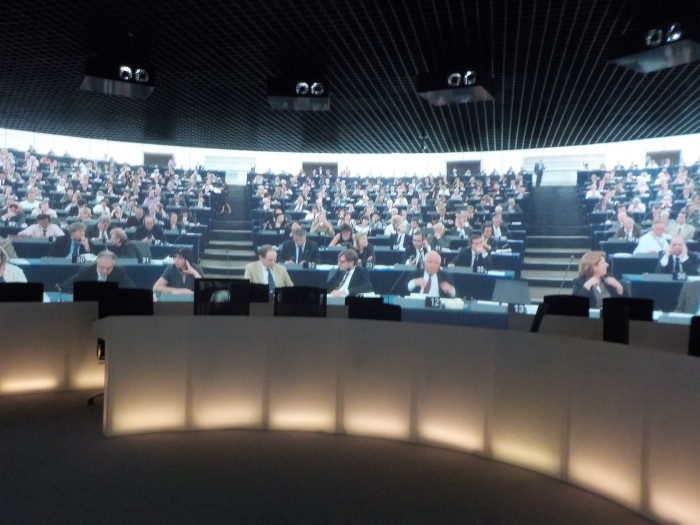 The Parlamentarium Brussels