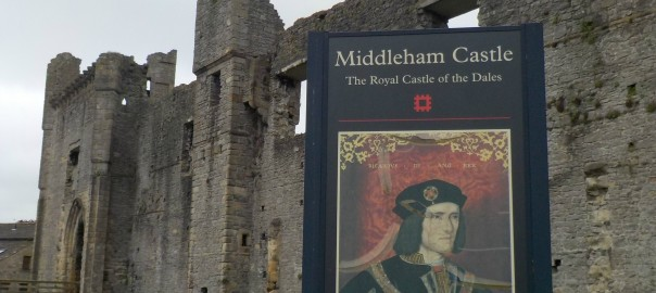 A review of Middleham Castle in North Yorkshire