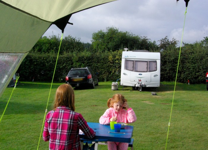 Clent Hills Camping and Caravanning Club Site West Midlands