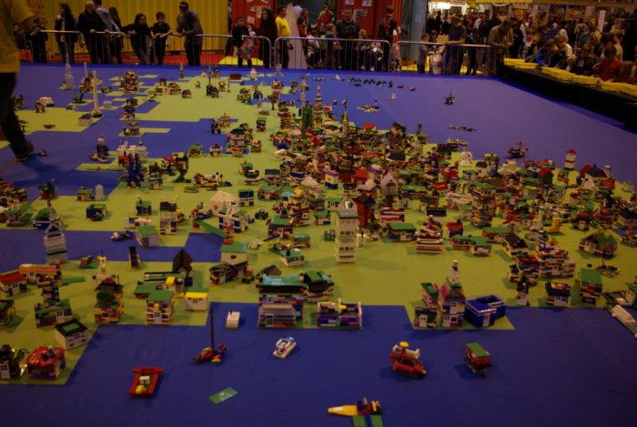 Build Britain at Brick Live Birmingham