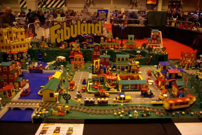 Fabuland Lego at Brick Live