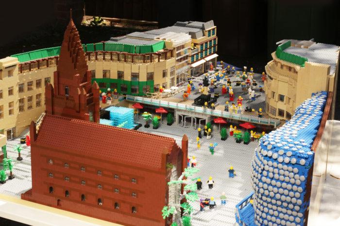 Lego fan zone
