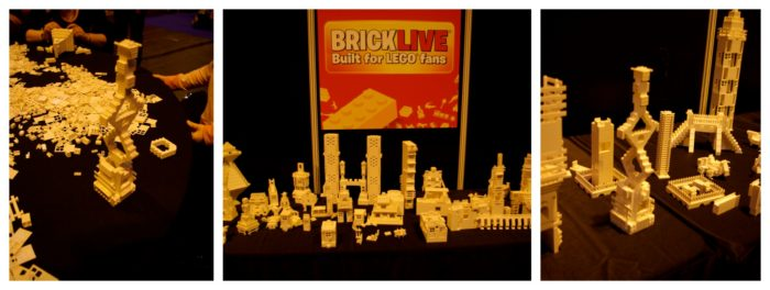 Lego Architecture at Brick Live