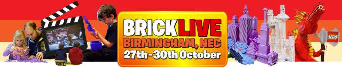 BRICK Live Birmingham
