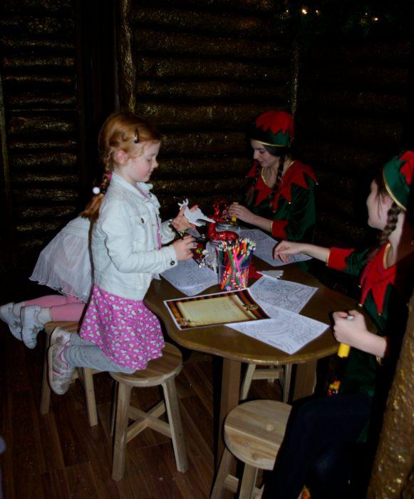Christmas activities at Princes Quay
