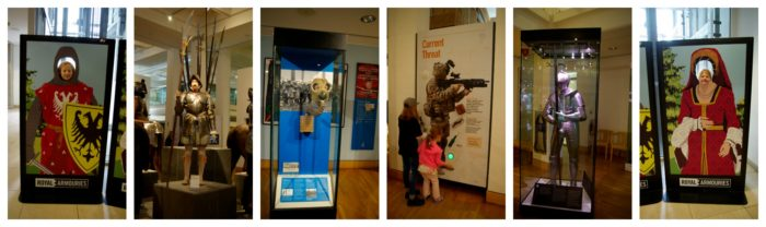Collections at the Royal Armouries Leeds