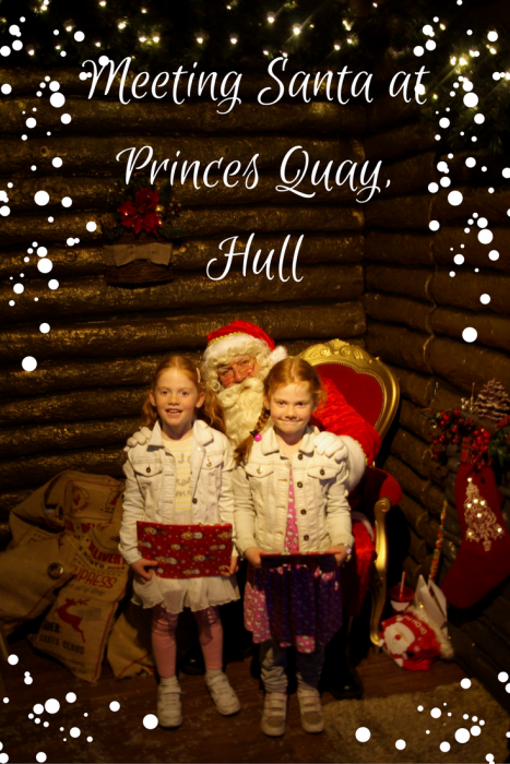 Santa at Princes Quay review