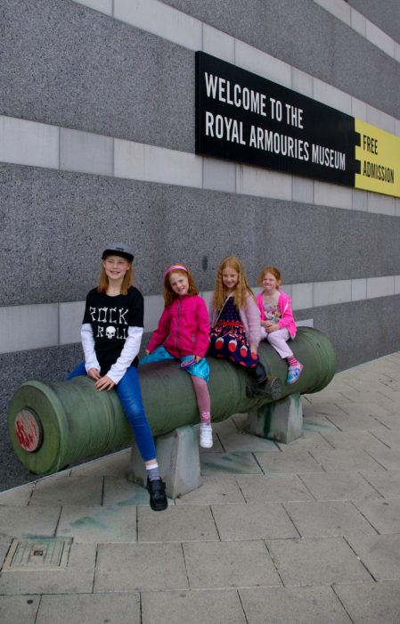 Royal Armouries review - Leeds