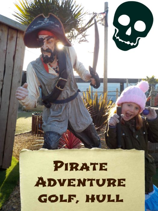 Pirate Adventure Golf Hull review