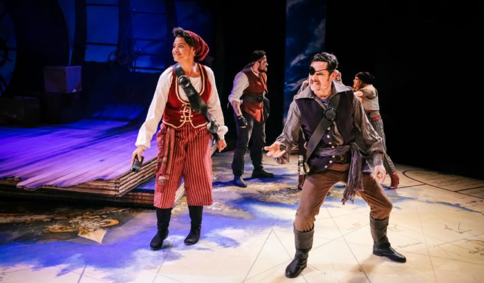 A Christmas Treasure Island at Hull Truck Theatre