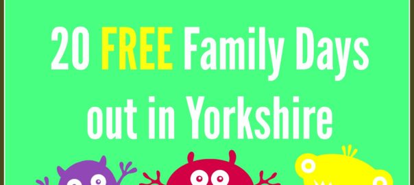 20 FREE family days out in Yorkshire