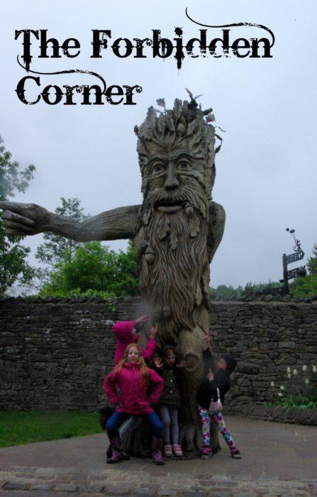 The Forbidden Corner near Leyburn