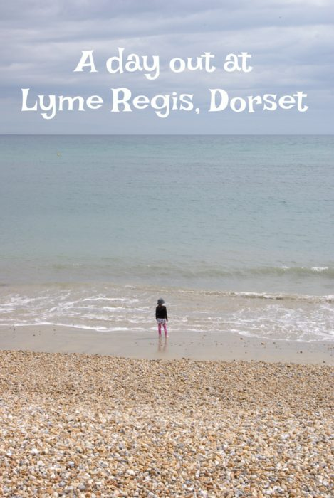 A day out at Lyme Regis in Dorset