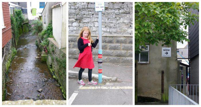 Around Lyme Regis town