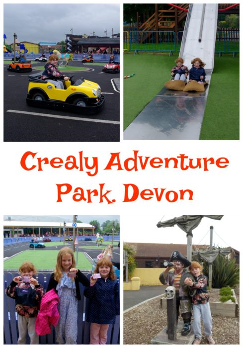 Crealy Adventure Park Review