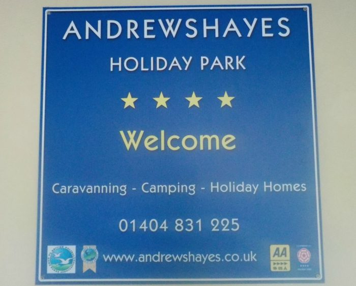 Andrewshayes Holiday Park review