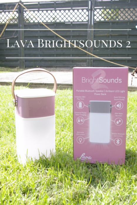 Lava Brightsounds 2 Review - camping light, Bluetooth speaker, power bank