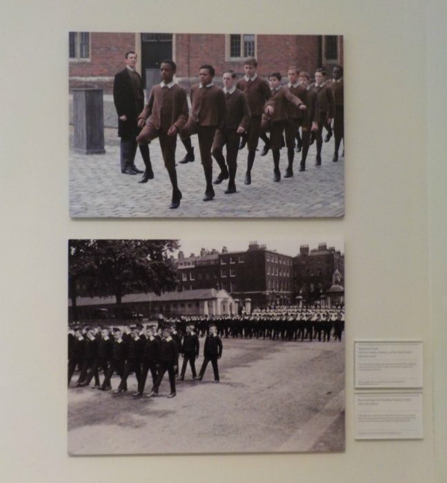 Some images at The Foundling Museum London