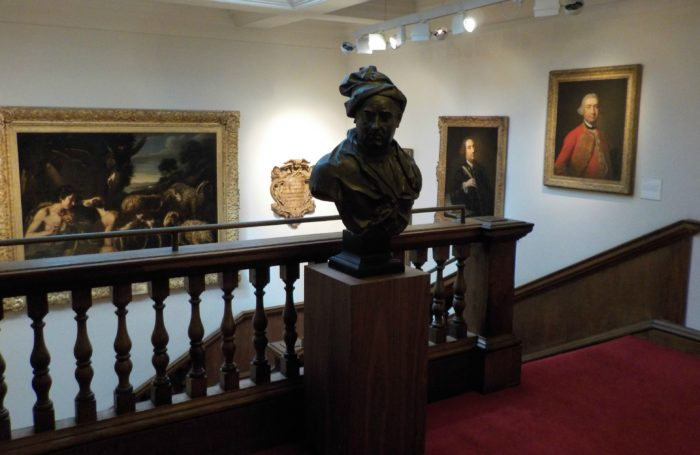 The Handel exhibition at The Foundling Museum