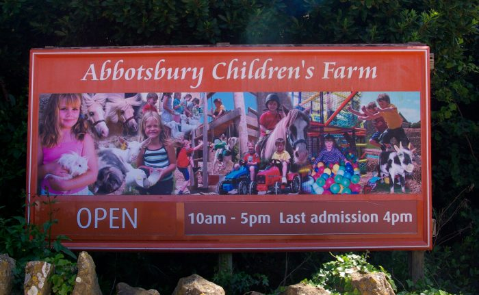 Abbotsbury Children's Farm review