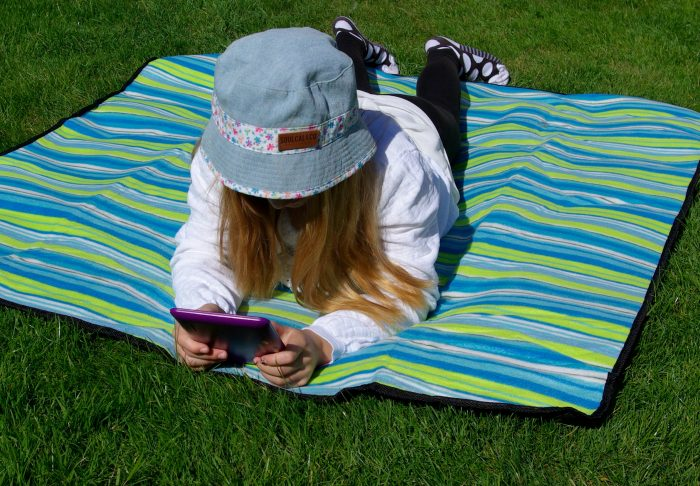 Device safety on holiday children