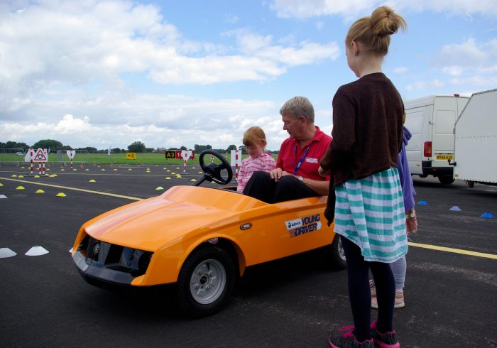 Firefly lessons Young Driver Church Fenton