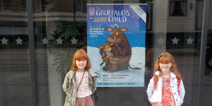 The Gruffalo's Child at Hull Truck Theatre