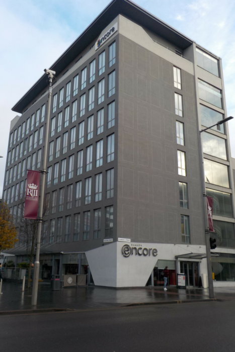 Ramada Encore Leicester review