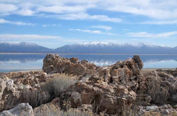 Great Salt Lake Antelope Island