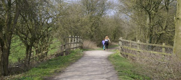 The Tissington Trail