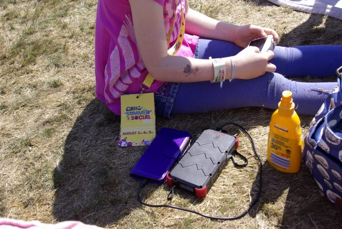 OUTXE Rugged power bank review