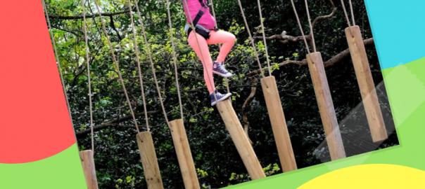 Win a family pass to Skywalk Adventure Surrey