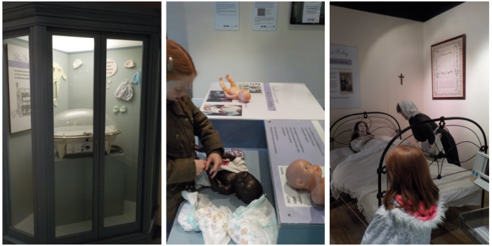 Having a Baby gallery at Thackray Medical Museum