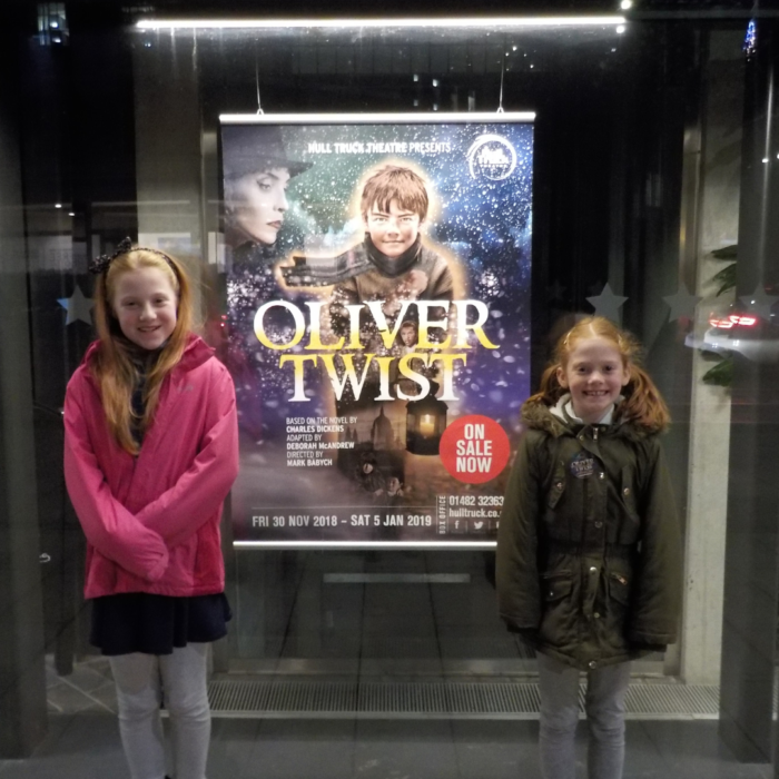 Oliver Twist at Hull Truck Theatre review