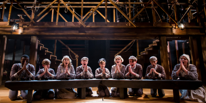 Oliver Twist at Hull Truck Theatre