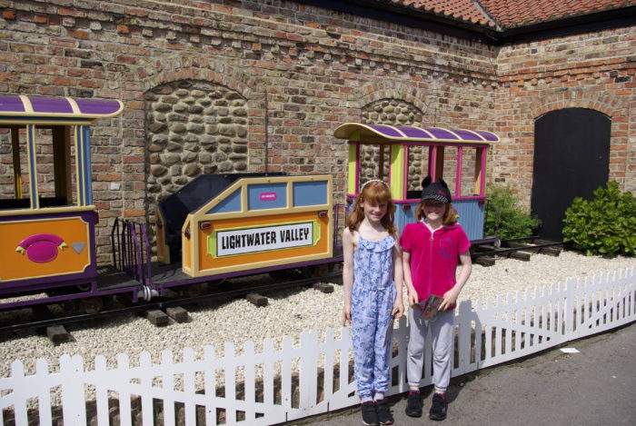 Review of Lightwater Valley theme park in North Yorkshire