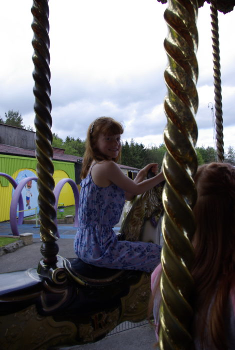 The Carousel at Lightwater Valley